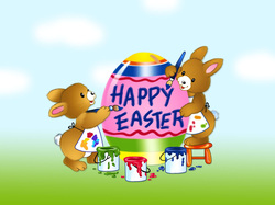 Happy Easter Wishes 2014